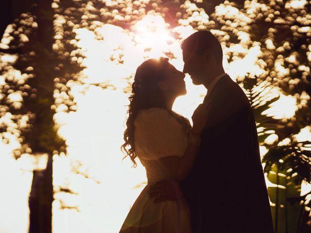 Il matrimonio di Valentina e Antonino a Trecastagni, Catania 1