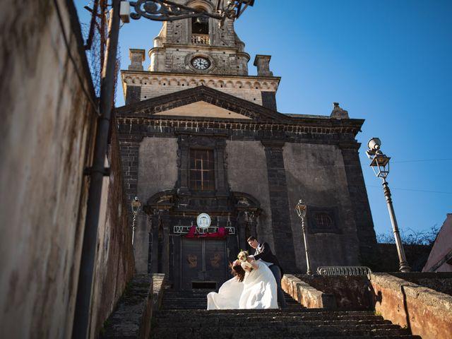 Il matrimonio di Valentina e Antonino a Trecastagni, Catania 29