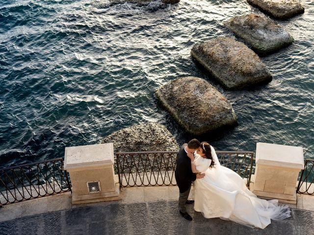 Il matrimonio di Valentina e Antonino a Trecastagni, Catania 42