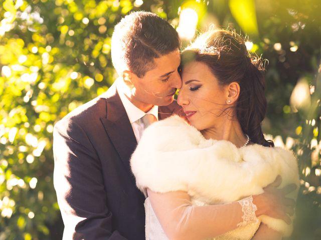 Il matrimonio di Valentina e Antonino a Trecastagni, Catania 43