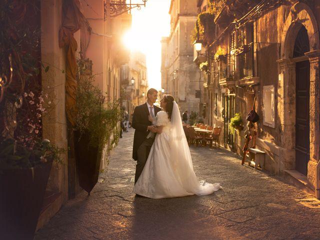 Il matrimonio di Valentina e Antonino a Trecastagni, Catania 44