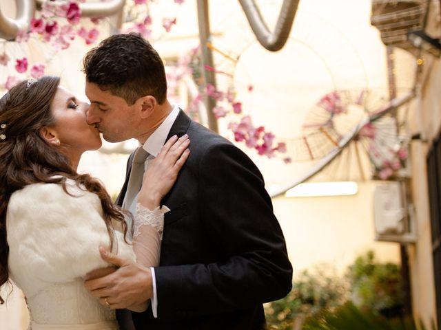 Il matrimonio di Valentina e Antonino a Trecastagni, Catania 48