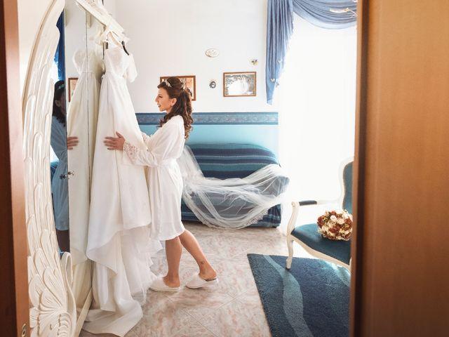 Il matrimonio di Valentina e Antonino a Trecastagni, Catania 52