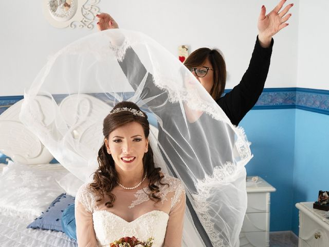 Il matrimonio di Valentina e Antonino a Trecastagni, Catania 59