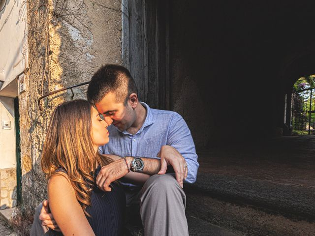 Il matrimonio di Elisabetta e Stefano a Maiori, Salerno 7