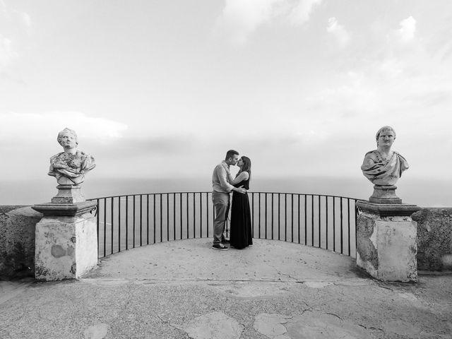 Il matrimonio di Elisabetta e Stefano a Maiori, Salerno 10
