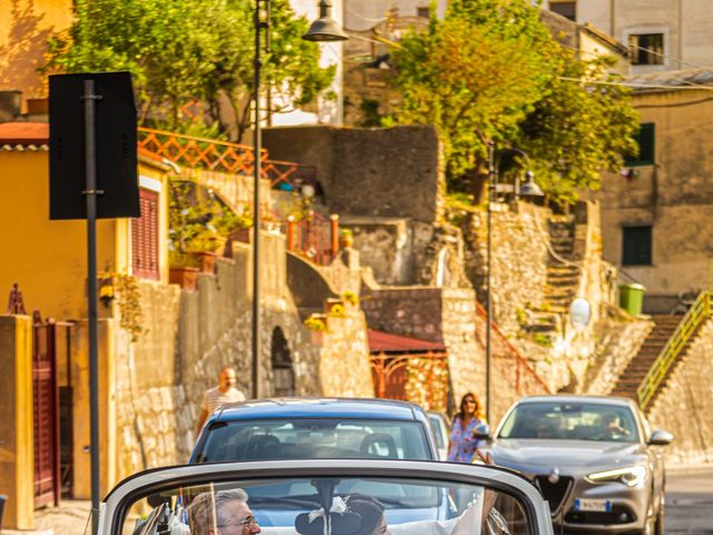 Il matrimonio di Elisabetta e Stefano a Maiori, Salerno 26