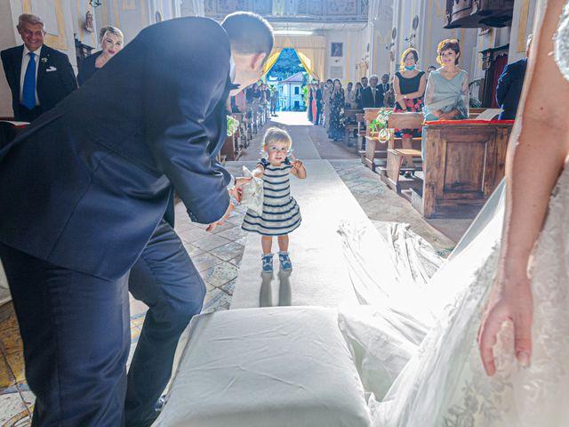 Il matrimonio di Elisabetta e Stefano a Maiori, Salerno 30
