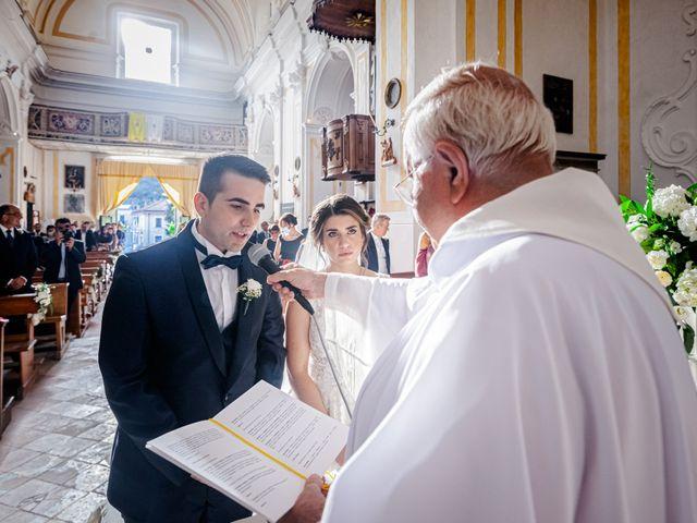 Il matrimonio di Elisabetta e Stefano a Maiori, Salerno 31