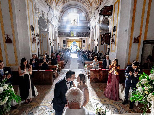 Le nozze di Stefano e Elisabetta