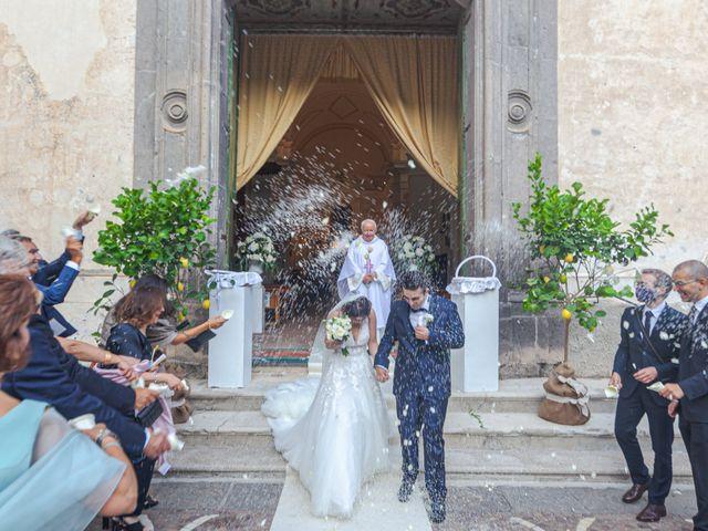 Il matrimonio di Elisabetta e Stefano a Maiori, Salerno 34
