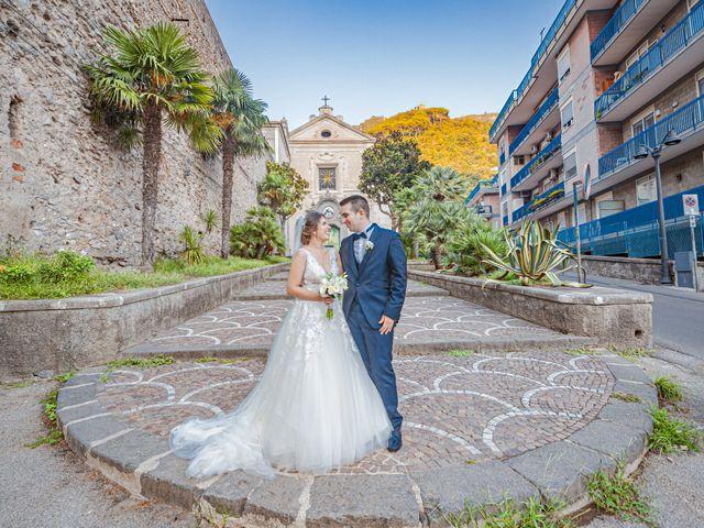 Il matrimonio di Elisabetta e Stefano a Maiori, Salerno 35