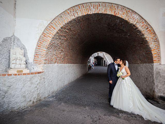 Il matrimonio di Elisabetta e Stefano a Maiori, Salerno 36