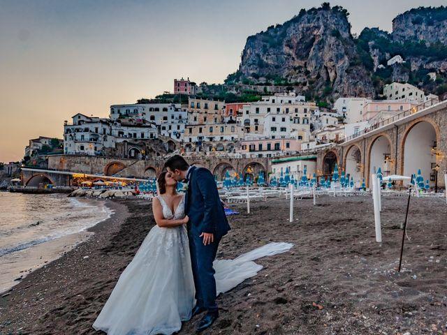 Il matrimonio di Elisabetta e Stefano a Maiori, Salerno 38