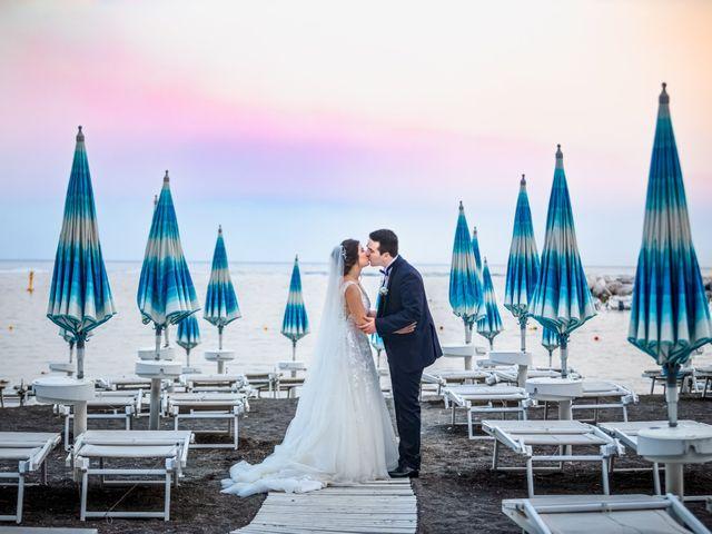 Il matrimonio di Elisabetta e Stefano a Maiori, Salerno 1