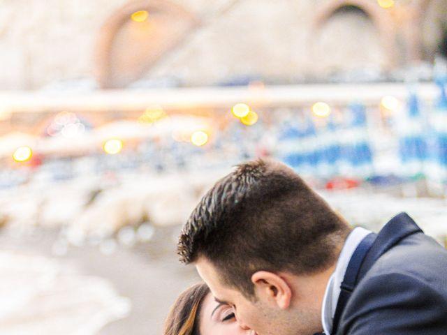 Il matrimonio di Elisabetta e Stefano a Maiori, Salerno 39