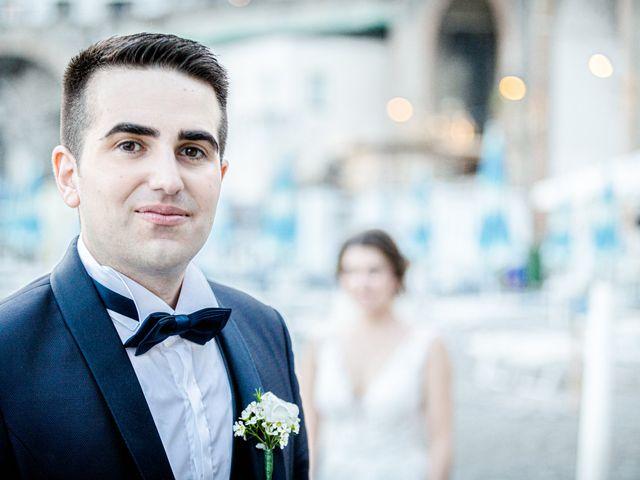 Il matrimonio di Elisabetta e Stefano a Maiori, Salerno 40