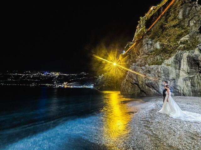 Il matrimonio di Elisabetta e Stefano a Maiori, Salerno 43