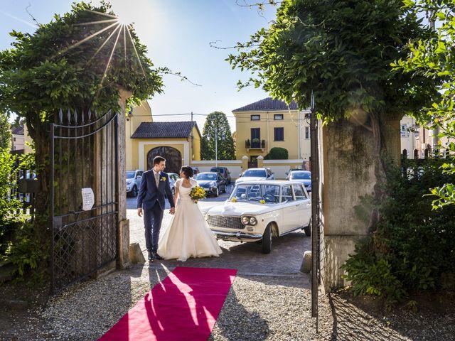 Il matrimonio di Alessandra e Luca a Biella, Biella 13