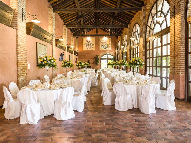 Il matrimonio di Alessandra e Luca a Biella, Biella 15