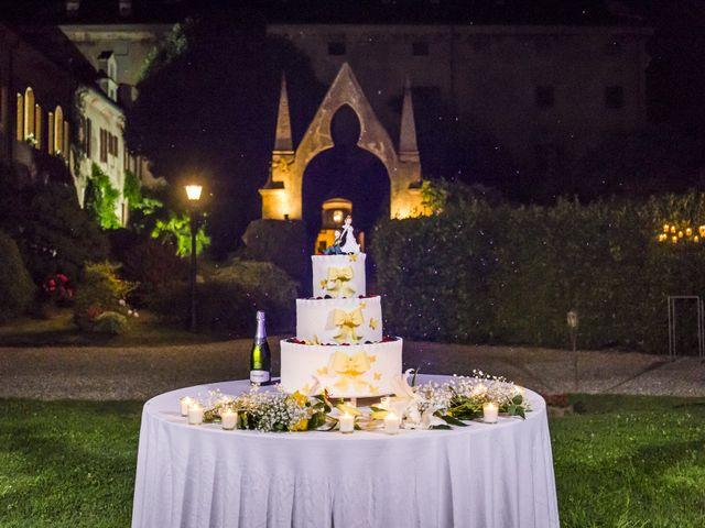 Il matrimonio di Alessandra e Luca a Biella, Biella 18