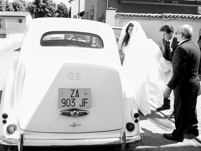 Il matrimonio di Simone e Clara a Pavia, Pavia 16