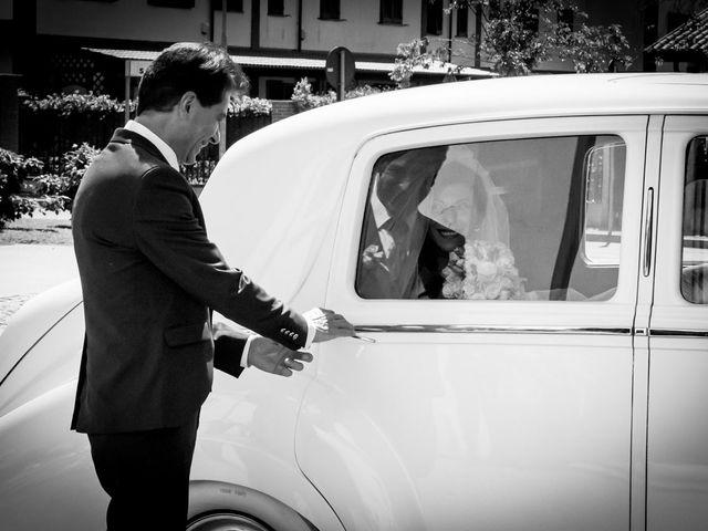 Il matrimonio di Simone e Clara a Pavia, Pavia 18