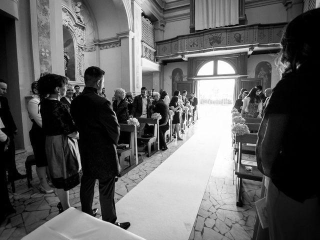 Il matrimonio di Simone e Clara a Pavia, Pavia 19