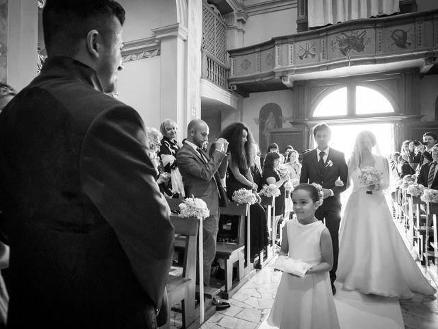 Il matrimonio di Simone e Clara a Pavia, Pavia 21