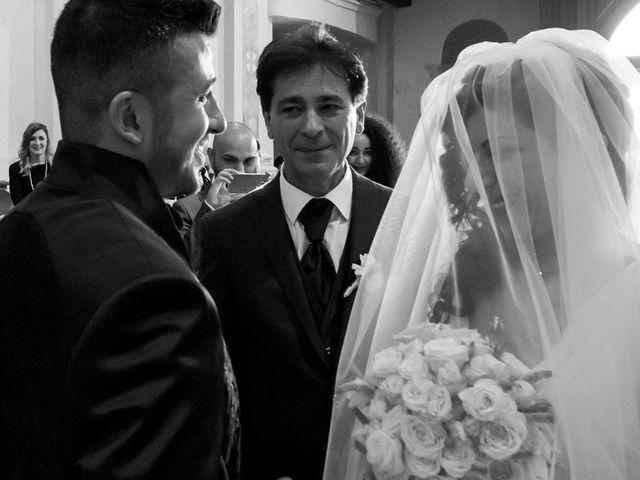 Il matrimonio di Simone e Clara a Pavia, Pavia 22