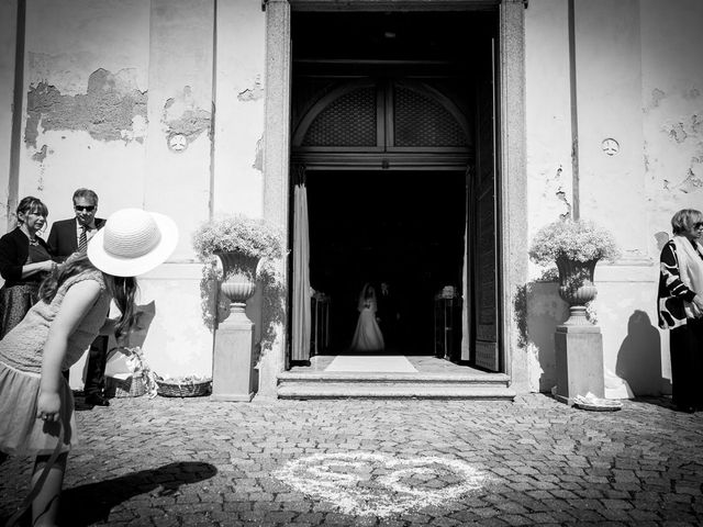 Il matrimonio di Simone e Clara a Pavia, Pavia 31