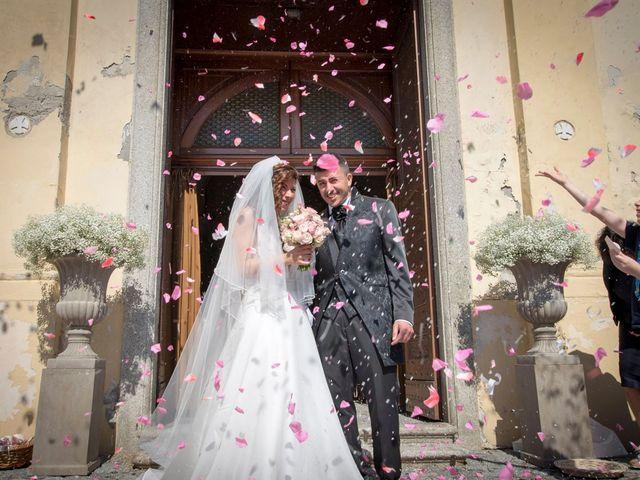 Il matrimonio di Simone e Clara a Pavia, Pavia 33