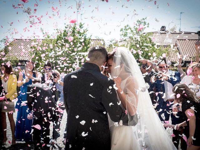 Il matrimonio di Simone e Clara a Pavia, Pavia 34
