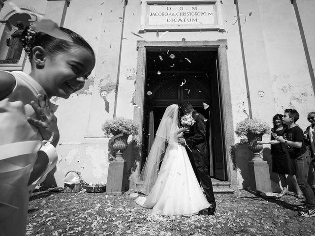 Il matrimonio di Simone e Clara a Pavia, Pavia 35