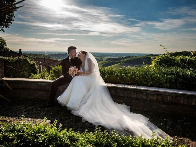 Il matrimonio di Simone e Clara a Pavia, Pavia 39