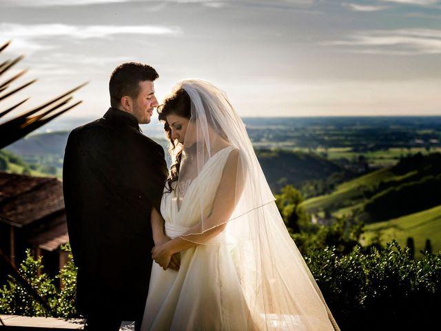 Il matrimonio di Simone e Clara a Pavia, Pavia 40