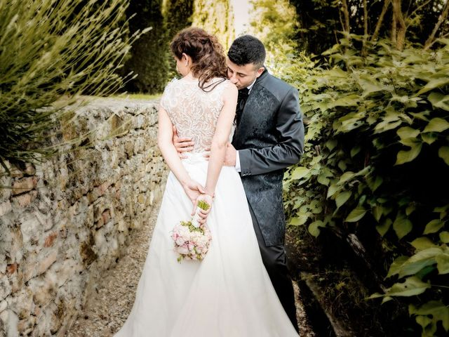 Il matrimonio di Simone e Clara a Pavia, Pavia 45