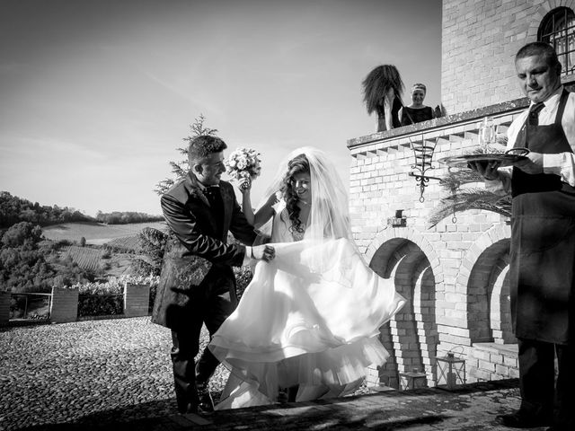 Il matrimonio di Simone e Clara a Pavia, Pavia 49
