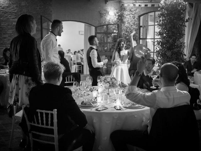 Il matrimonio di Simone e Clara a Pavia, Pavia 52