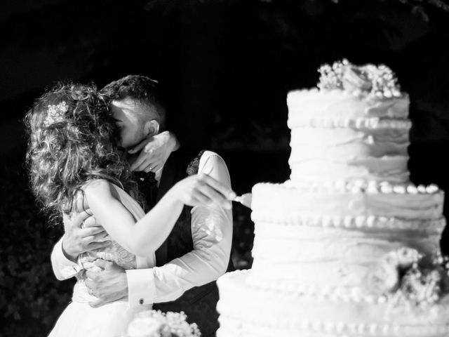 Il matrimonio di Simone e Clara a Pavia, Pavia 54