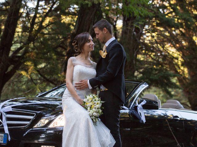 Le nozze di Grazia Pia e Matteo