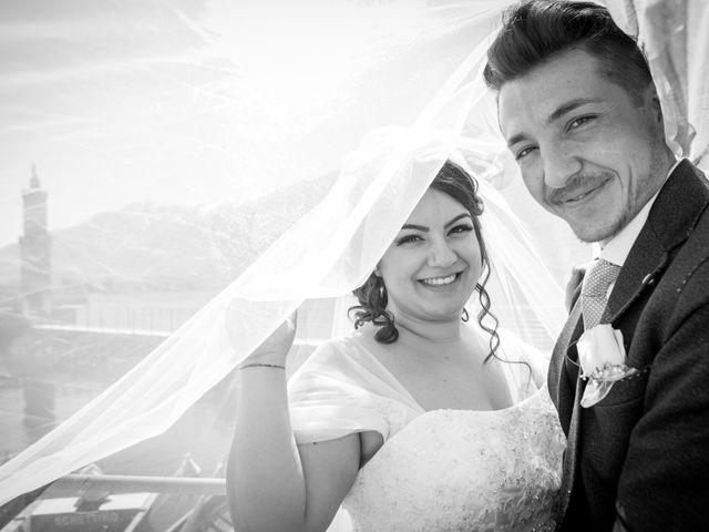 Le nozze di Helga e Daniele