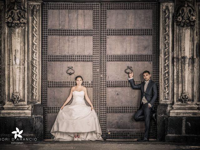 Il matrimonio di Veronica e Michele a Catania, Catania 2