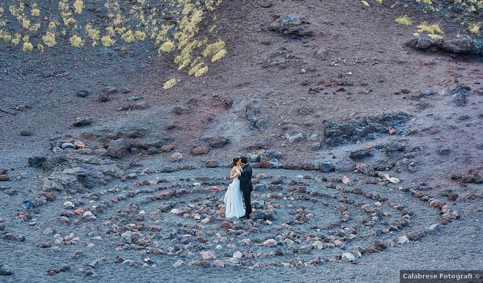 Il matrimonio di Luca e Maria a Troina, Enna