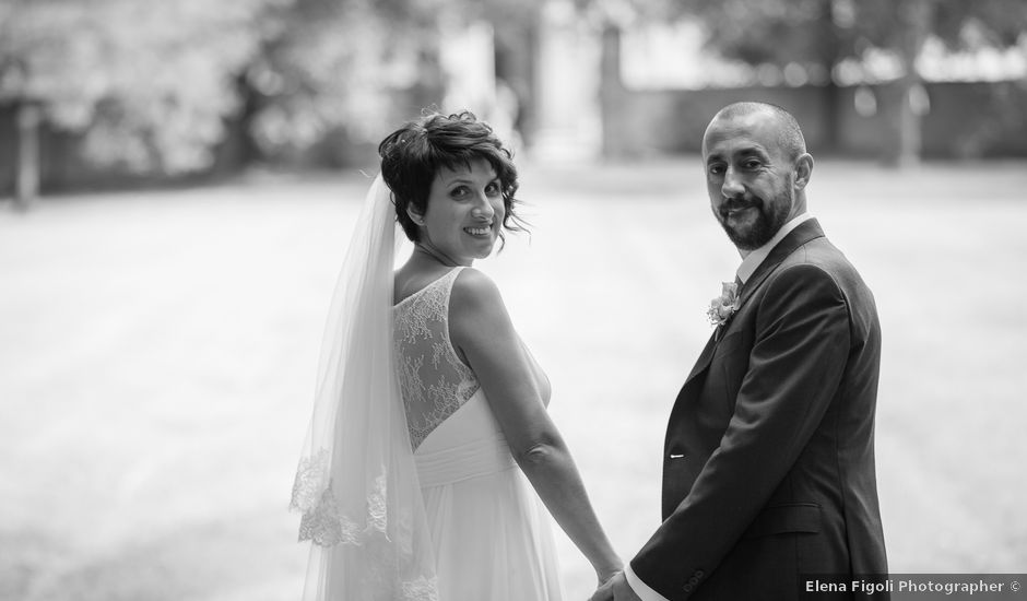 Il matrimonio di Marco e Francesca a Piacenza, Piacenza