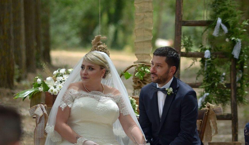 Il matrimonio di Domenico e Chiara a Piazza Armerina, Enna