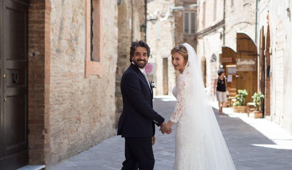 Il matrimonio di Clarissa  e Daniele a Bevagna, Perugia