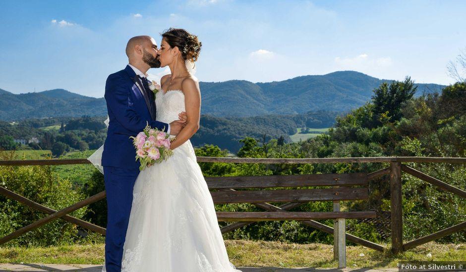 Il matrimonio di Federico e Viorica a Figline Valdarno, Firenze