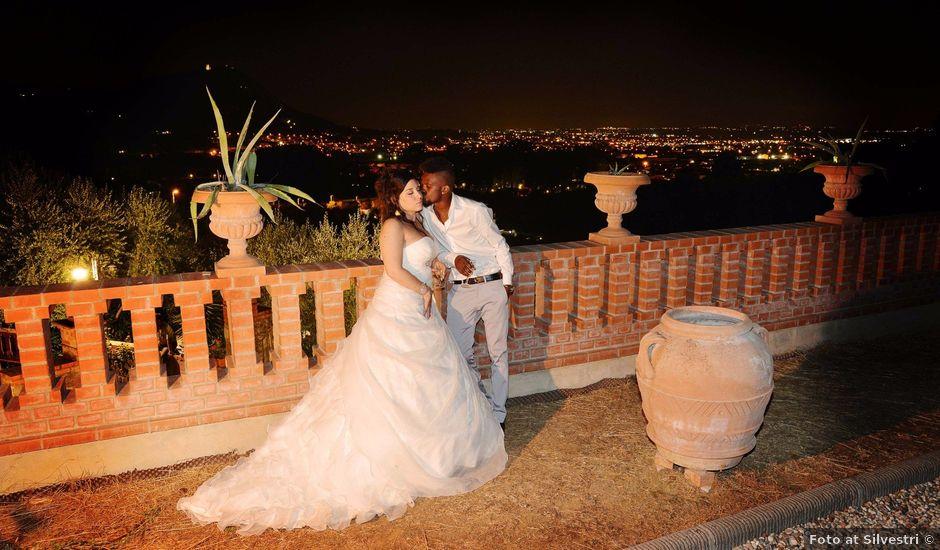 Il matrimonio di Mohamed e Martina a Pieve a Nievole, Pistoia