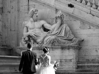 Le nozze di Andrea e Dina